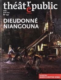 Théâtre-public. n° 232, Dieudonné Niangouna