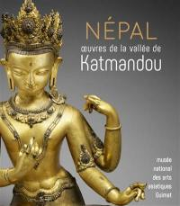 Népal : oeuvres de la vallée de Katmandou : exposition, Paris, Musée Guimet, du 13 octobre 2021 au 10 janvier 2022