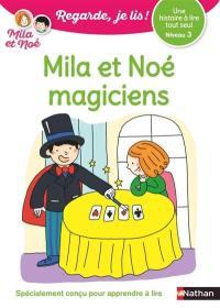 Mila et Noé magiciens