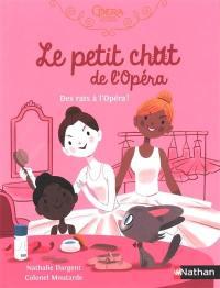 Le petit chat de l'Opéra, Des rats à l'opéra