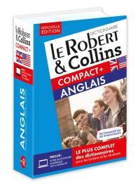 Le Robert & Collins anglais compact +