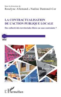 La contractualisation de l'action publique locale