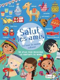 Atlas des habitants du monde