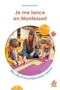 Je me lance en Montessori