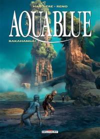 Aquablue. Volume 16, Rakahanga !