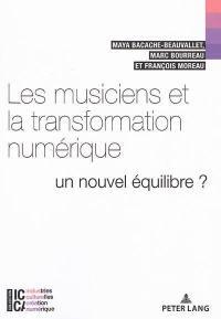 Les musiciens et la transformation numérique