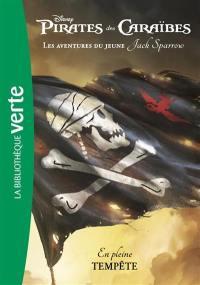 Pirates des Caraïbes. Volume 1, En pleine tempête