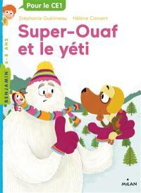 Super-Ouaf, Super-Ouaf et le yéti
