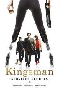 Kingsman, Services secrets