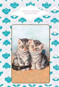 Le petit livre des chatons