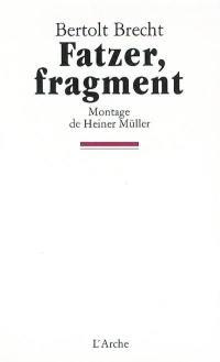 Fatzer, fragment