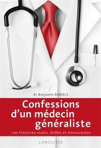 Confessions d'un médecin généraliste