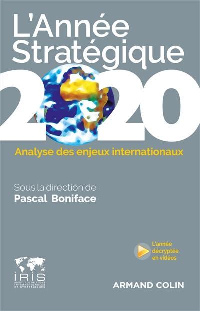 L'année stratégique 2020