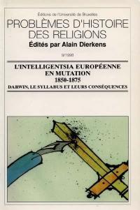 L'intelligentsia européenne en mutation, 1850-1875