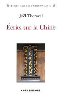 Ecrits sur la Chine