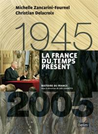 La France du temps présent