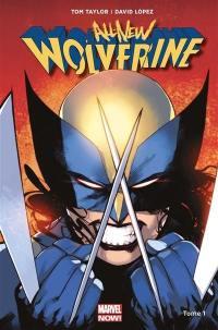 All-new Wolverine. Volume 1, Les quatre soeurs