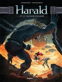 Harald et le trésor d'Ignir. Volume 2,