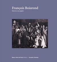 François Boisrond, oeuvres sur papier