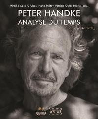 Peter Handke, analyse du temps