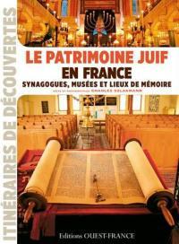 Le patrimoine juif en France