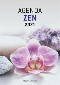 Agenda zen 2021