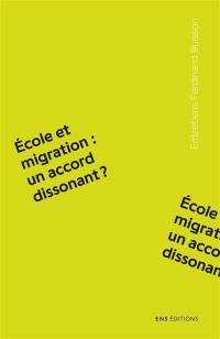 Projet migratoire et scolarisation