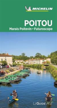 Poitou, Marais poitevin, Futuroscope