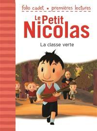 Le Petit Nicolas. Vol. 33. La classe verte