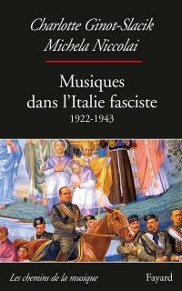 Musiques dans l'Italie fasciste