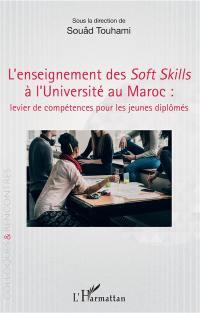 L'enseignement des soft skills à l'université au Maroc