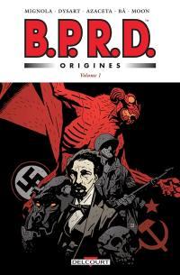 BPRD. Volume 1, 1946-1947