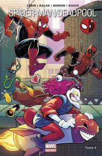 Spider-Man-Deadpool. Volume 4, Pas de quoi rire