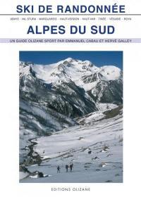 Ski de randonnée, Alpes du Sud
