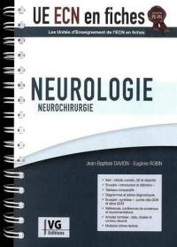 Neurologie, neurochirurgie