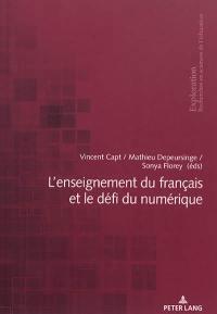 L'enseignement du français et le défi du numérique