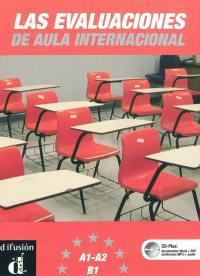 Las evaluaciones de Aula internacional : niveaux A1, A2 et B1