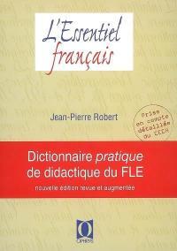 Dictionnaire pratique de didactique du FLE