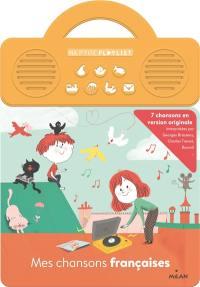 Mes chansons françaises