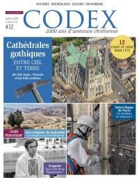 Codex : 2.000 ans d'aventure chrétienne. n° 12, L'aventure des cathédrales