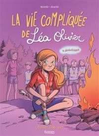 La vie compliquée de Léa Olivier. Volume 4, Angoisses
