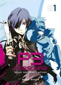 Persona 3. Volume 1,