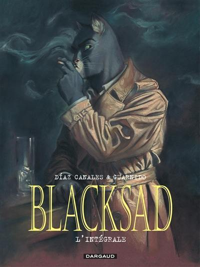 Blacksad, Blacksad
