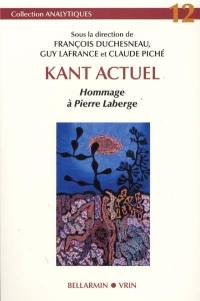 Kant actuel