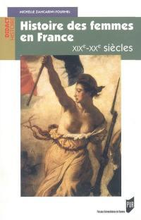 Histoire des femmes en France