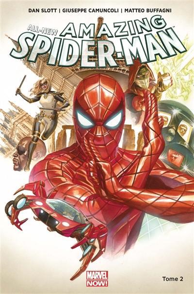 All-new Amazing Spider-Man. Volume 2, Le royaume de l'ombre