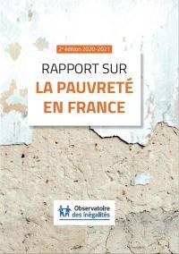 Rapport sur la pauvreté en France