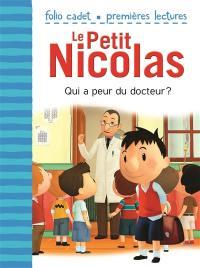 Le Petit Nicolas. Vol. 34. Qui a peur du docteur ?