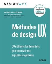 Méthodes de design UX