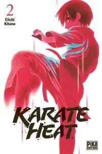 Karate heat. Vol. 2